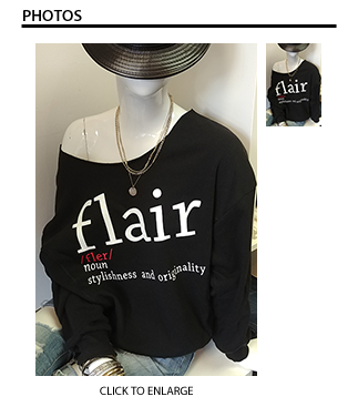 Flair Sweatshirt