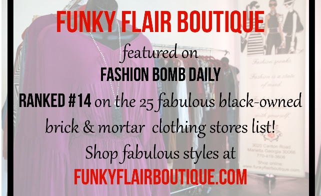 FUNKY FLAIR BOUTIQUE